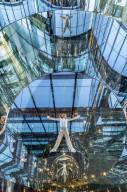 FEATURE - Aussichtsplattform mit Glasböden auf dem One Vanderbilt Building in New York