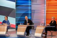 NEWS - Bundestagswahl 2021: Berliner Runde am Wahlabend