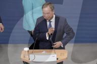 NEWS - Bundestagswahl 2021: Armin Laschet mit dem CDU Vorstand in Berlin