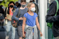 NEWS -  Greta Thunberg bei der Youth4Climate Klimakonferenz in Mailand