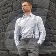 PEOPLE - Dominic Karbownik wird täglich mit James-Bond-Darsteller Daniel Craig verwechselt