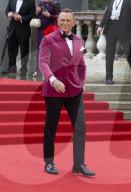 "PEOPLE - ""No Time To Die"": Weltpremiere des neuen Bond-Films  in London"