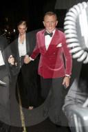 PEOPLE - Daniel Craig verlässt die 'No Time To Die' James Bond After Party