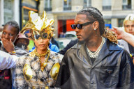 PEOPLE -  Cardi B und ihr Mann Offset schlendern durch Paris