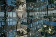 FEATURE - Beeindruckend: Der Summit One Vanderbilt Wolkenkratzer in New York City
