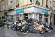 NEWS - Streik der Müllmänner in Marseille