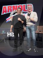 PEOPLE - Sylvester Stallone tritt mit Dolph Lundgren in Birmingham auf