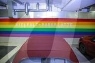 NEWS - Parkhaus in Hanau richtet Parkplätze für LGBTQs ein