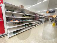NEWS -  GB: Landesweite fehlende LKW-Fahrer verschlimmern die Versorgung von Supermärkten mit Waren