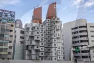 NEWS -  Die berühmten Kapselwohnungen des japanischen Architekten Kisho Kurokawa in Tokio sollen im Frühjahr 2022 abgerissen werden