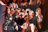 PEOPLE - Stanislaw Wawrinka in der Front Row bei Etam Modeschau in Paris