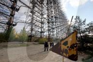 NEWS - Presserundgang durch die Sperrzone von Tschernobyl