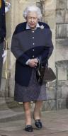 ROYALS - Queen Elizabeth II. beim Königlichen Regiment der Kanadischen Artillerie