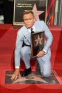 PEOPLE - Daniel Craig wird mit einem Stern auf dem Hollywood Walk of Fame geehrt