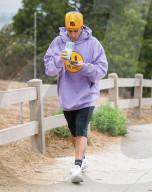 PEOPLE - Justin Bieber geht auf Wanderschaft