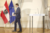 NEWS - Österreich: Rücktritt von Kanzler Kurz