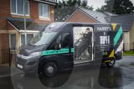 """FEATURE - Haareschneiden im """"Trim-It-Van"""" vor der eigenen Haustüre in Leeds"""