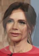 PEOPLE - Victoria Beckham tritt mit deutlich volleren Schmollmund in TV-Show auf