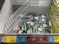 NEWS - GB: Probleme in der Lieferkette wirken sich auf die Versorgung in Supermärkten aus