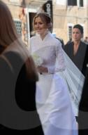 PEOPLE - Hochzeit von Alexandre Arnault und Geraldine Guyot in Venedig