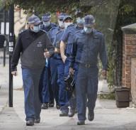 NEWS - Mord an David Amess: Polizei durchsucht das Haus von Ali Harbi Ali in Kentish Town, Nordlondon
