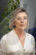 ROYALS -  Prinzessin Caroline und Albert von Monaco besuchen den Internationalen Blumenstrauss-Wettbewerb