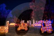 NEWS - Halloween: Vorfreude auf den letzten Tag im Oktober beim Great Jack O'Lantern Blaze in the Hudson Valley