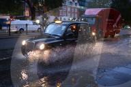 NEWS - GB: Sturm Aurore sorgt für Überschwemmungen