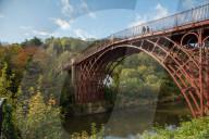 FEATURE - Nomen est Omen: Die älteste Eisenbrücke der Welt im englischen Ironbridge