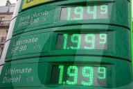 NEWS - Steigende Kraftstoffpreise in Europa