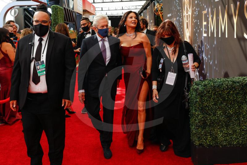 PEOPLE - Emmy Awards in LA